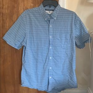 Striped Button Down old navy
